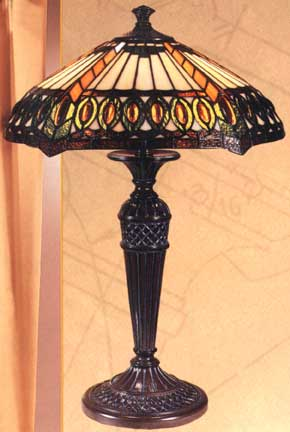 Tiffany lamps marrakesh table lamp by dale tiffany aloadofball Image collections